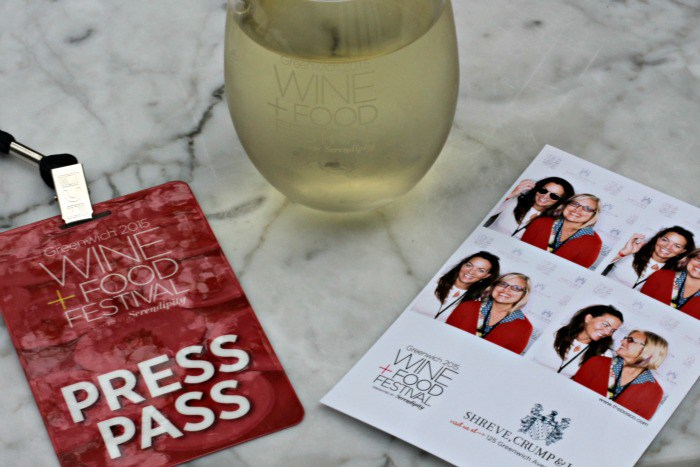 GIVEAWAY! 2 TICKETS GREENWICH WINE + FOOD FESTIVAL