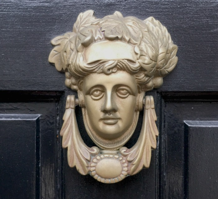 ornate-door-knocker