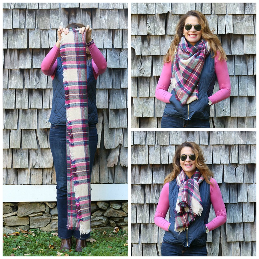 plaid-scarf