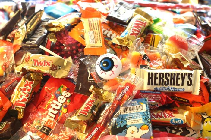 candy-haul