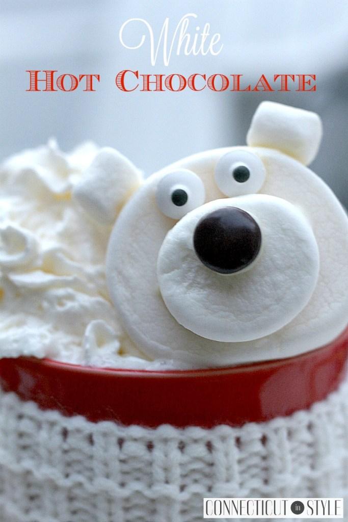 The Best White Hot Chocolate Recipe
