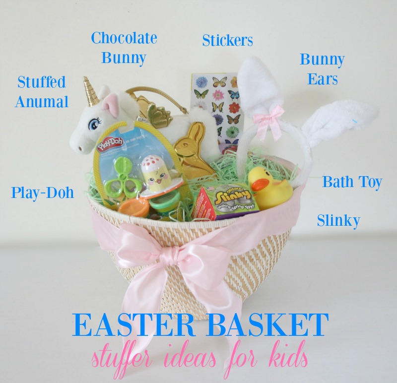 Easter basket stuffers for kids connecticut in style easter basket ideas for kids negle Choice Image