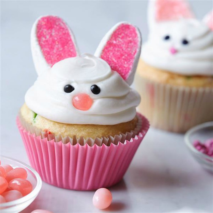 Cutest Easter Cupcakes Ever