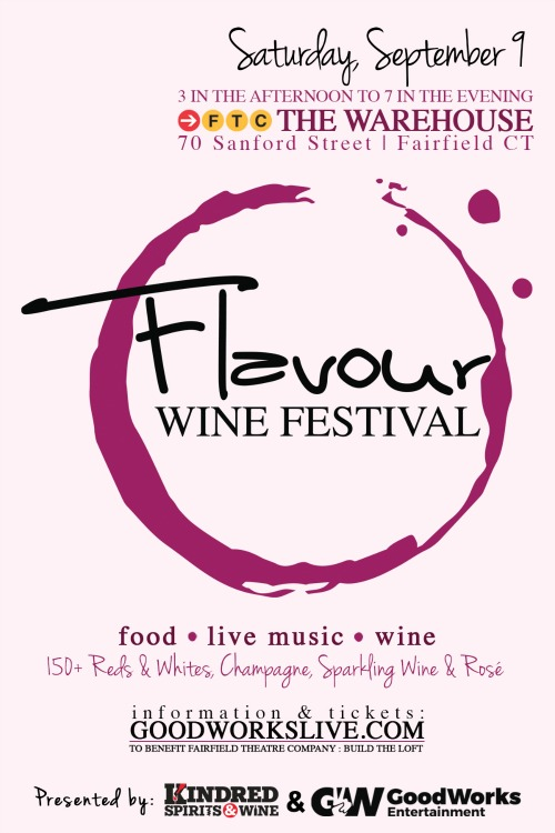 uy Tickets Here! Flavour Wine Festival