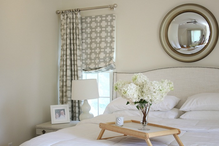 Tour Our Dreamy Master Bedroom