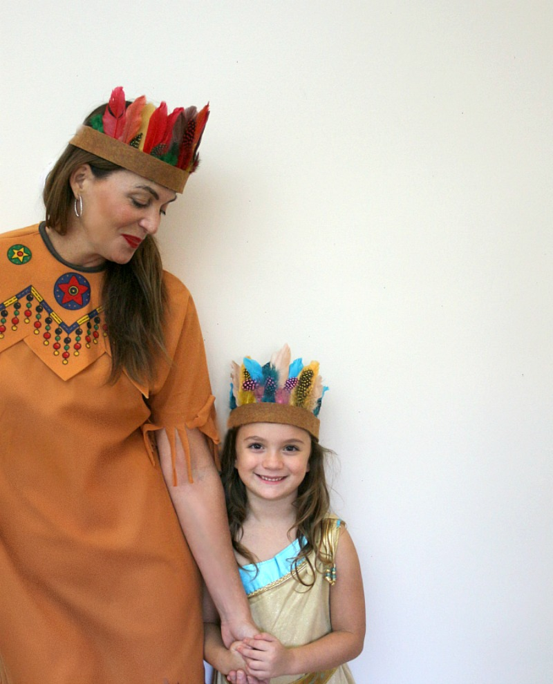 Mother Daughter Halloween Costumes - Connecticut in Style