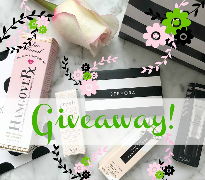 My Biggest Beauty Product Give Away!