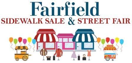 Fairfield Sidewalk Sale & Street Fair