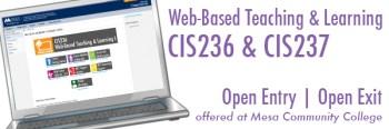 Web-Based Teaching & Learning Summer 2014