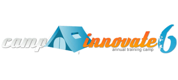 Camp Innovate 6 Logo
