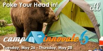 Camp Innovate Banner