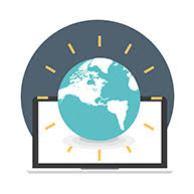Technology Usage Icon
