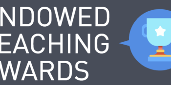 Endowed Teaching Awards
