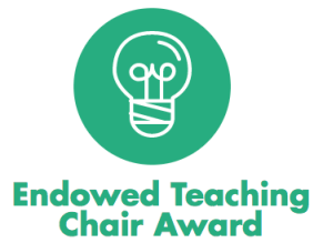 Endowed Teaching Chair Award