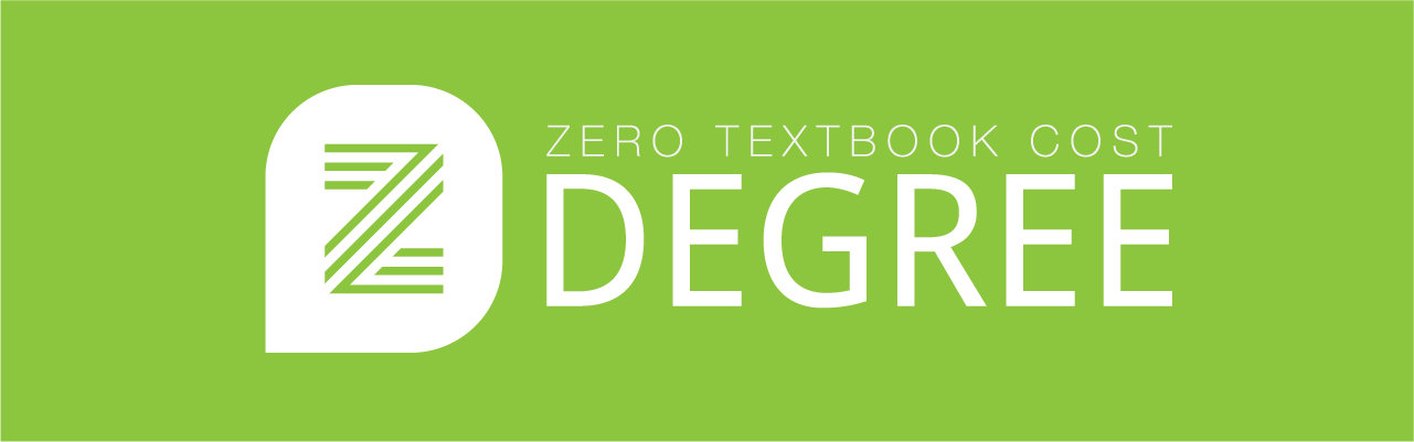 Z Degree - Zero textbook cost degree program