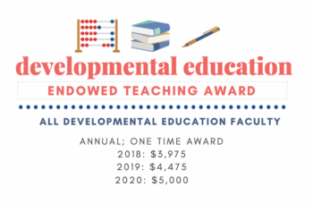 Dev Ed Endowment