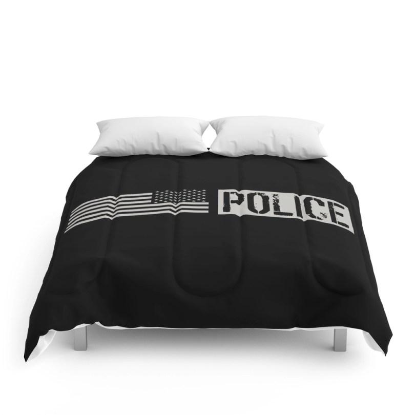 Police Comforter