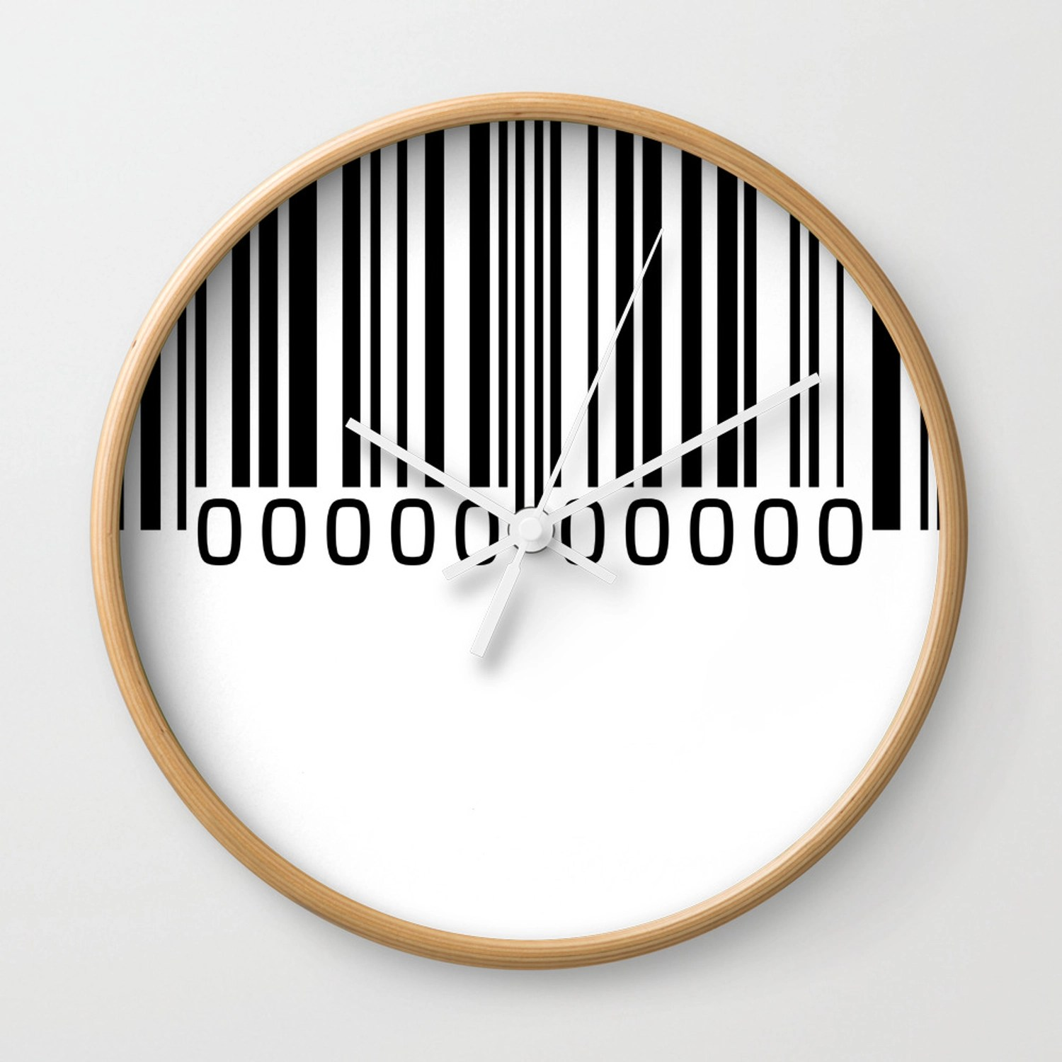 For Sale Wall Clock By Theusualdesigners Society6