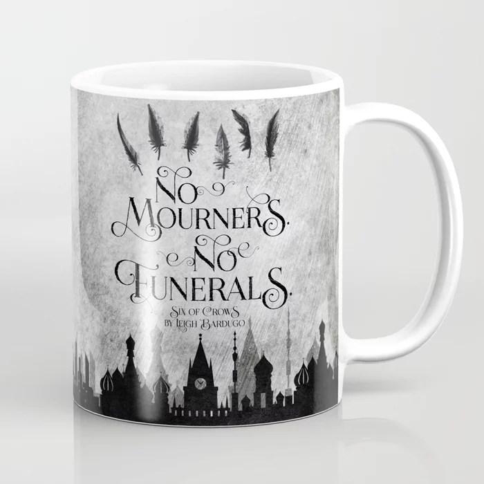 No Mourners Mug