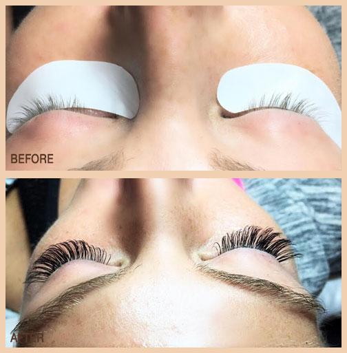 eyelash extensions in wilton ct