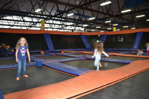 Toddler Time at Sky Zone in Wallingford CT  CT Mommy Blog