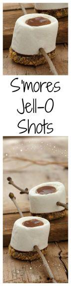 S'mores Jello Shots