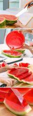 Watermelon Vodka Jello Shots