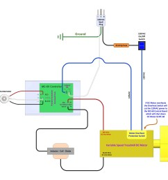 dc motor wiring diagram choke wiring diagram rowstreadmill dc motor mc 60 control ctm projects dc [ 5400 x 5100 Pixel ]