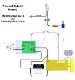 treadmill mc 60 control wiring with 1500 f 200v capacitor [ 3530 x 3400 Pixel ]