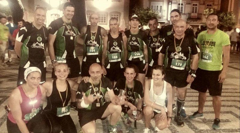 CTM na 4ª edição da Aquae Flaviae Night Running