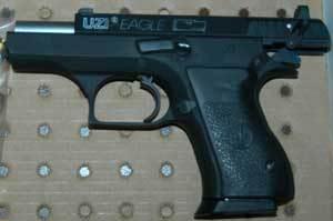 Gun seized by Hartford Police