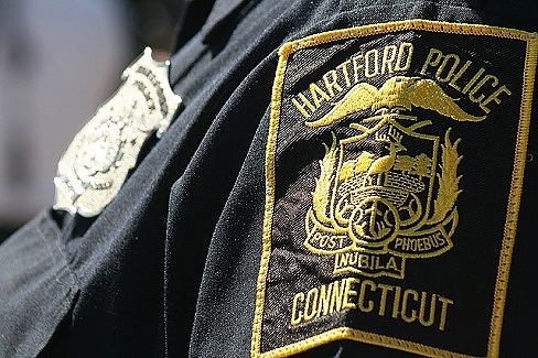 Courtesy of the Hartford Police Union Flickr page