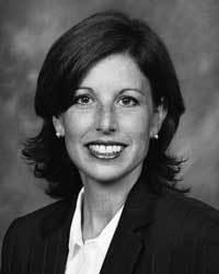 Senator Gayle Slossberg
