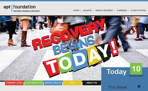 APT Foundation website