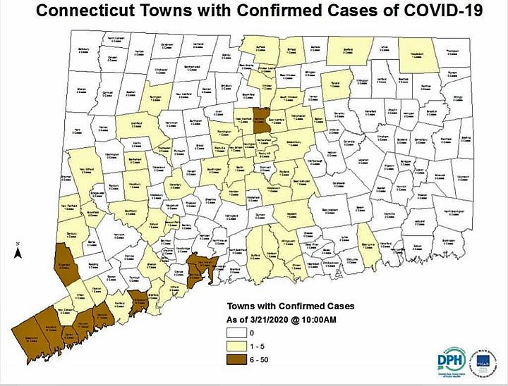 Connecticut Department of Public Health