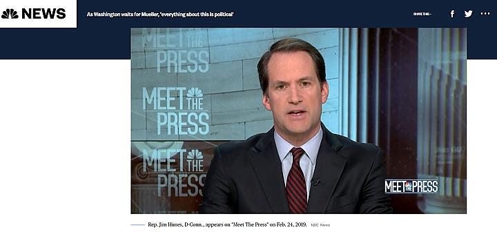 screengrab of NBC's Meet the Press