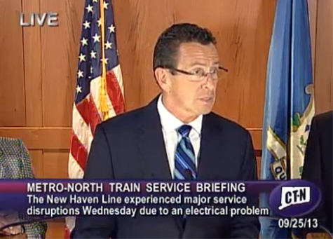 Screengrab of Wednesday's press conference courtesy of CT-N