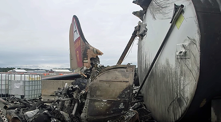 courtesy of the ntsb