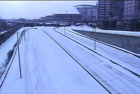 Courtesy of the DOT traffic cams