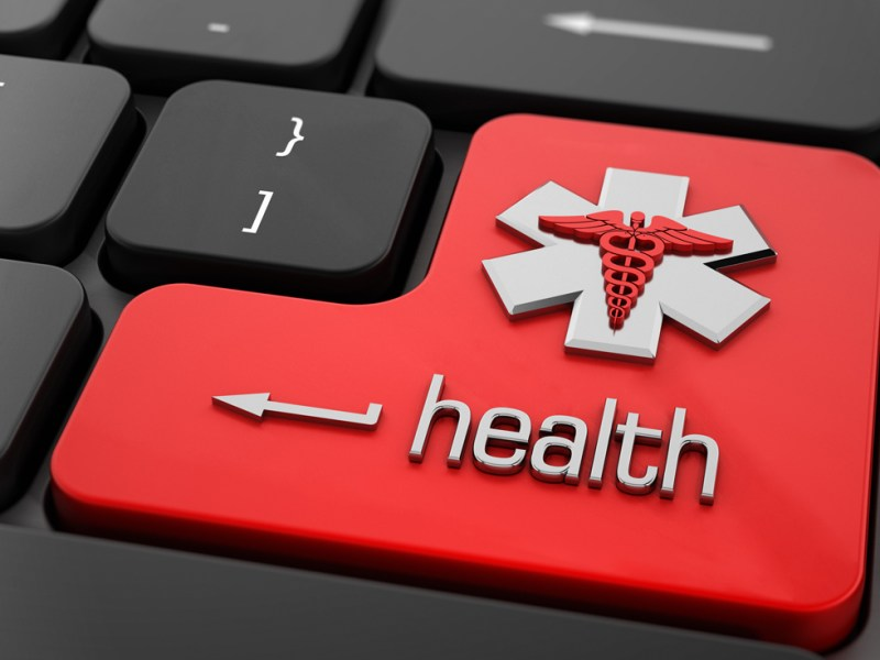 Image of health care concept (cigdem via Shutterstock)