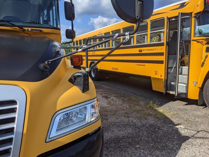schools, bus drivers,