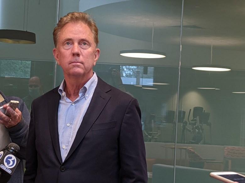 Gov. Ned Lamont, vaccine mandate deadline