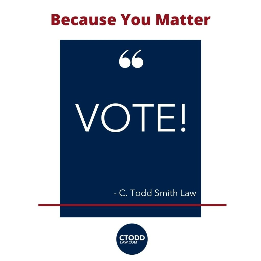 Vote - Florida Election _ C Todd Law