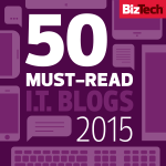 CTOvision Named One Of The Top 50 Must-Read IT Blogs In The US
