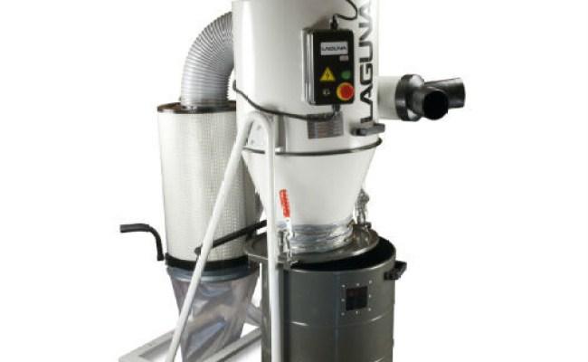 Oneida 3hp V 3000 Hepa Dust Collector 35 Gal Freestand