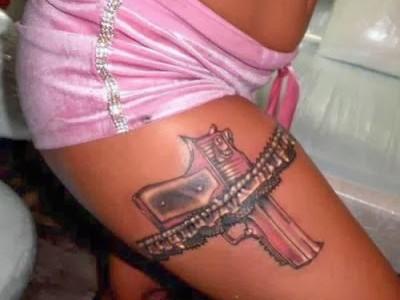 Las Piernas Son Lienzos Perfectos Para Los Tatuajes Imposible