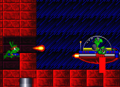 Jazz Jackrabbit (DOS)