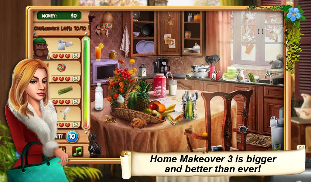Extending The Lifetime Of Hidden Object Game Home Makeover
