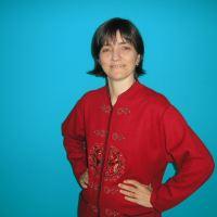 Fádua Gustin ministra aulas de artes corporais chinesas no Rio de Janeiro
