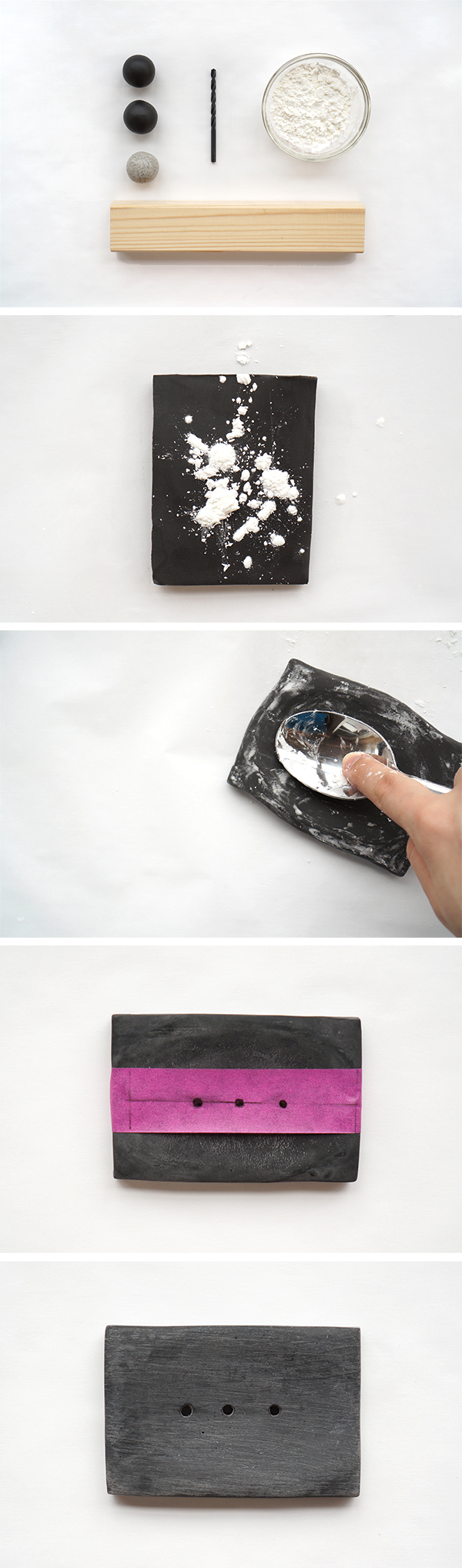 Soap Dish DIY